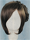 Brown Wig (Short,Wavy,GRoderich)