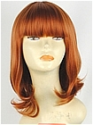 Brown Wig (Medium,Wavy,Eva)