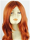 Brown Wig (Red Brown,Wavy,Long,Mikuru)