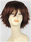 Brown Wig (Short,Spike,Antonio)