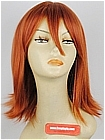 Brown Wig (Wavy, Medium, Mikodo)