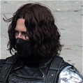 Bucky Cosplay von Captain America:The Winter Soldier