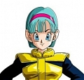 Bulma Cosplay from DBZ Kai