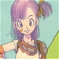 Bulma Cosplay von Dragon Ball