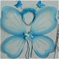 Butterfly Wing (Blue Ribbon)