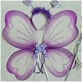 Butterfly Wing (Purple Ribbon)
