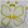 Butterfly Wing (Yellow Ribbon)