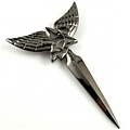 Byakuran Brooch from Katekyo Hitman Reborn