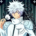 Byakuran Costume (without Shoulder Pads) from Katekyo Hitman Reborn