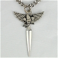 Byakuran Necklace from Katekyo Hitman Reborn