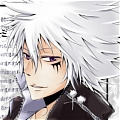 Byakuran Wig (2nd) from Katekyo Hitman Reborn