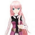 Luka Cosplay (Pink) from Project DIVA F