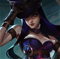 Caitlyn Costume (New Version) from League of Legends