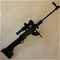 Caitlyn Sniper Gun from League of Legends