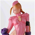 Cammy Costume (Pink) from Street Fighter