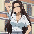 Cana Cosplay (Uniform) Da Fairy Tail