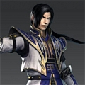 Cao Pi Cosplay (2nd) from Dynasty Warriors