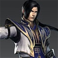 Cao Pi Cosplay von Dynasty Warriors 7