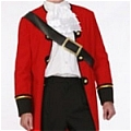 Captain Hook Costume (Halloween) Desde Peter Pan