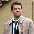 Castiel Cosplay von Supernatural