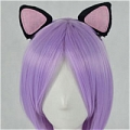 Cat Ears (Black)