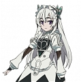 Chaika Cosplay Da Hitsugi no Chaika