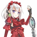 Chaika Costume from Chaika - The Coffin Princess