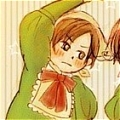 Chibiromano Cosplay Da Da Hetalia Axis Powers