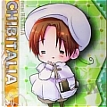 Chibitalia Cosplay (White) Desde Hetalia: Axis Powers