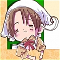Chibitalia Maid Costume from Axis Powers Hetalia
