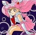 Chibiusa Cosplay Costume from Sailor Senshi
