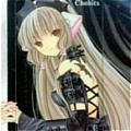 Chii Black Cosplay Costume from Chobits