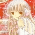 Chi Cosplay (Wedding Dress) von Chobits