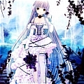 Chi Cosplay (White Dress) von Chobits