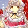 Chii Costume (Christmas) from Chobits
