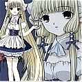 Chii Maid Cosplay Uniform( Size M)  from Chobits
