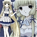 Chi Cosplay (Maid Costume) von Chobits