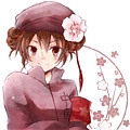 China Cosplay (Girl) from Axis Powers Hetalia