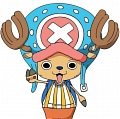 Chopper Cosplay (Time Skip) von One Piece