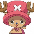 Chopper Cosplay von One Piece