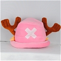 Chopper Hat (Plush) Da One Piece