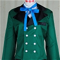Ciel Cosplay (Green 49-001) De  Personnages de Black Butler