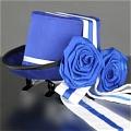 Ciel Hat (Blue) from Kuroshitsuji