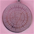 Ciel Necklace (Pentacle) Da Black Butler