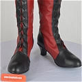 Ciel Shoes (Red A276) Da Black Butler