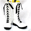 Ciel Shoes (White A505) Da Black Butler