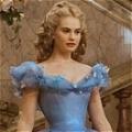 Cinderella Costume from Cinderella 2015 film