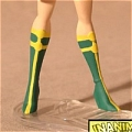 Circe Shoes from DC Comics