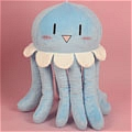 Clear Jellyfish Plush De  Assassiner dramatique