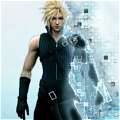 Cloud Cosplay von Final Fantasy